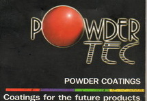 สี POWDER TEC (COLOR CHARTS)